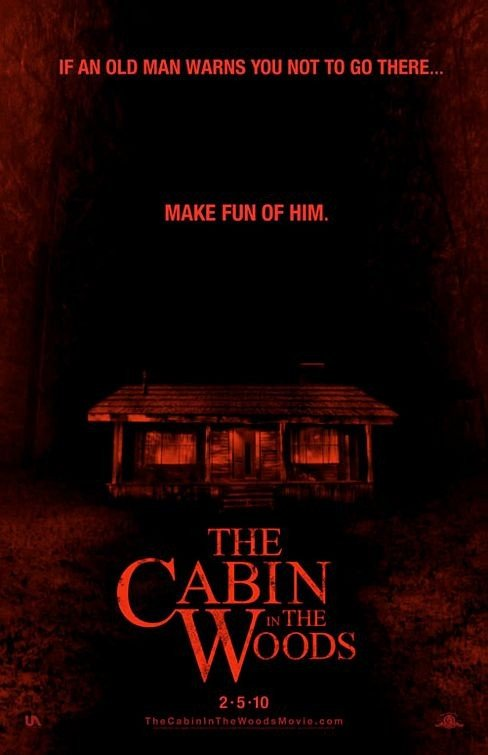 Secondo Teaser Poster Usa Per The Cabin In The Woods 125454
