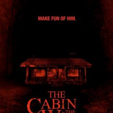 Secondo Teaser Poster USA per The Cabin in the Woods