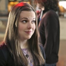 Cindy 'Mac' Mackenzie (Tina Majorino) in una scena dell'episodio 'Dietro le sbarre' di Veronica Mars