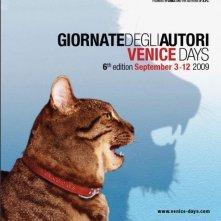 la locandina delle Giornate degli Autori - Venice Days 2009