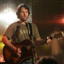 Paul Rudd è Desmond Fellows in una scena dell'episodio 'La rockstar' di Veronica Mars
