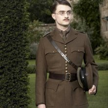 Daniel Radcliffe interpreta John Kipling nel film My Boy Jack