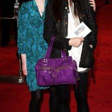 Evanna Lynch e Katie Leung alla premiere londinese del film 'La Bussola d'Oro'