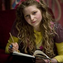 Jessie Cave (Lavanda Brown) in una scena del film Harry Potter and the Half-Blood Prince