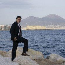 Sergio Castellitto in una scena del film Tris di donne e abiti nuziali, di Vincenzo Terracciano