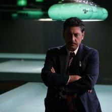 Sergio Castellitto in una scena del film Tris di donne e abiti nuziali, diretto da Vincenzo Terracciano