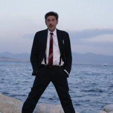 Sergio Castellitto in una sequenza del film Tris di donne e abiti nuziali