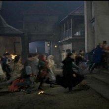 Una scena del film L\'implacabile condanna