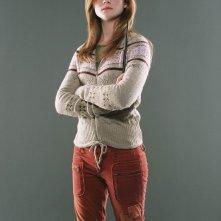 La giovane Bonnie Wright in una foto promo per il film 'Harry Potter e l'Ordine della Fenice'