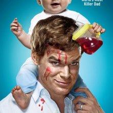 Un nuovo poster per la stagione 4 di Dexter