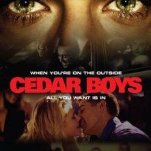 La locandina di Cedar Boys