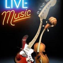 La locandina di Live Music