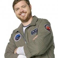 Dylan Taylor in una foto promozionale della serie Defying Gravity