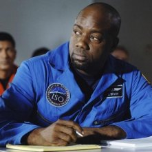 Malik Yoba nell'episodio Threshold di Defying Gravity