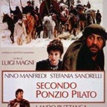 Poster del film Secondo Ponzio Pilato