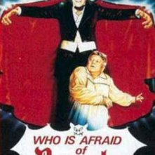 Poster inglese del film Fracchia contro Dracula