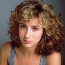 Jennifer Grey in una foto promozionale per Dirty Dancing