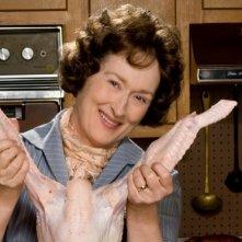Meryl Streep è Julia Child nel film Julie & Julia