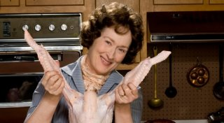 Meryl Streep è Julia Child nel film Julie & Julia