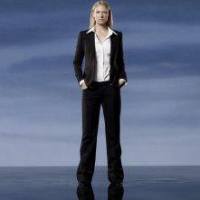 Anna Torv è Olivia Dunham in una immagine promozionale della stagione 2 di Fringe