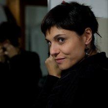 l\'attrice Antonia Truppo in una scena del film La doppia ora