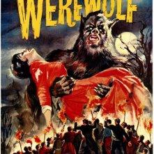 Un manifesto del 1960 del film L\'implacabile condanna