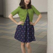 Alison Brie in una foto promozionale della serie Community
