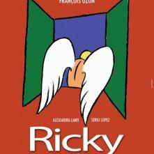 Il manifesto italiano di Ricky - Una storia d'amore e libertà