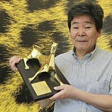 Isao Takahata omaggiato con il Pardo al Festival di Locarno 2009