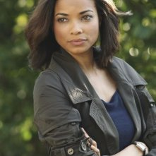 Rochelle Aytes in una scena di The Forgotten
