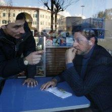 Sergio Castellitto in una scena del film Alza la testa