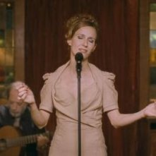 Un'immagine del film La cantante de tango