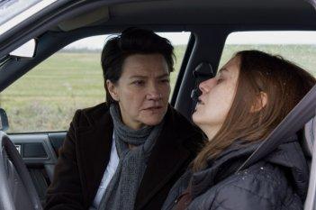 Una foto di scena del film La donation
