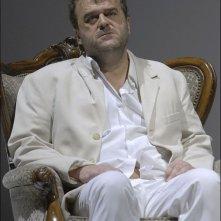 Il regista e attore Pippo Delbono