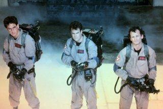 Bill Murray, Dan Aykroyd ed Harold Ramis in Ghostbusters - Acchiappafantasmi