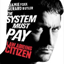 La locandina di Law Abiding Citizen