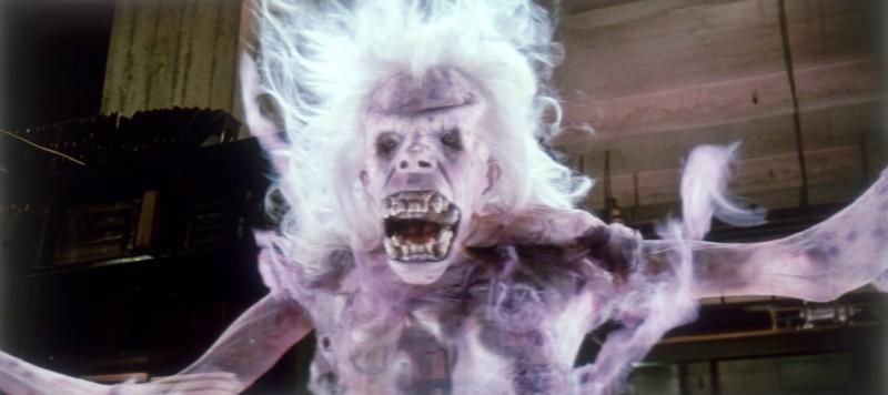 Una scena del film Ghostbusters - Acchiappafantasmi