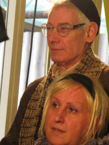 Un'immagine del documentario L'amore e basta