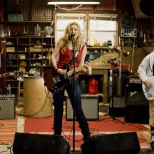Alyson Michalka in una scena del film High School Band