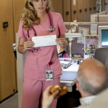Christina Moore in una scena dell'episodio The Sense of Belonging di Hawthorne
