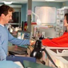 David Julian Hirsh e Christy Carlson Romano in una scena dell'episodio Night Moves di Hawthorne