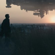Sharlto Copley in un'immagine del film District 9