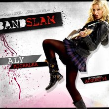 Un wallpaper di High School Band con Alyson Michalka