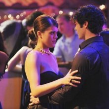 Lindsey Shaw ed Ethan Peck in un momento dell'episodio Dance Little Sister di  10 Things I Hate About You