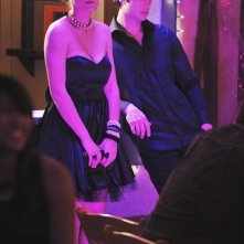 Lindsey Shaw ed Ethan Peck nell'episodio Dance Little Sister di  10 Things I Hate About You