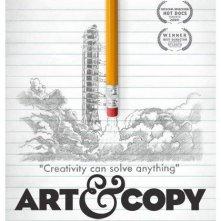 La locandina di Art & Copy