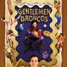 La locandina di Gentlemen Broncos