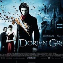 Poster con sviluppo orizzontale di Dorian Gray