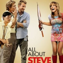 Una locandina di All About Steve