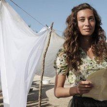 Margareth Madè è la bella protagonista del film Baaria di Giuseppe Tornatore